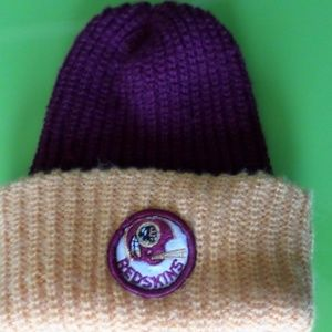Washington Redskins Stocking Cap Beanie One Size